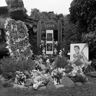 Elvis-Memorial 10th anniversary of Elvis' death Elvis Memorial Melbourne 1987