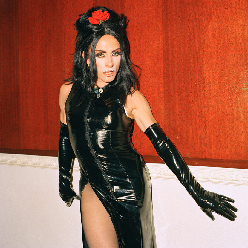 Latex girls galleries