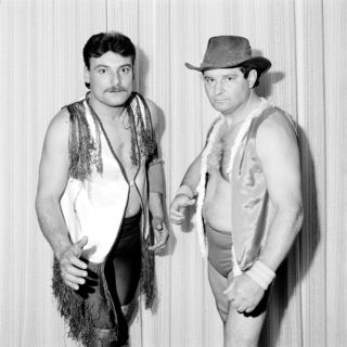 Wrestlers, 1992