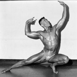 Body Builder #56, 1992
