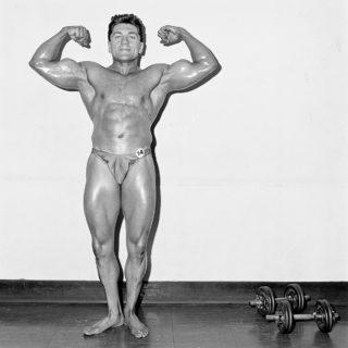 Body Builder #14, 1992
