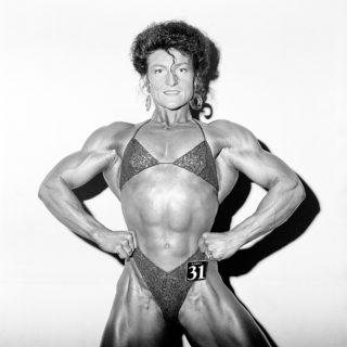 Body Builder #31, 1992