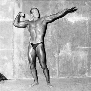 Body Builder #85, 1994